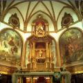 Church of San Pedro's altarpiece